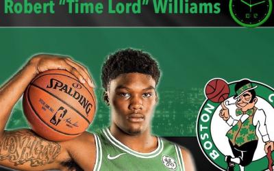 ¿Por qué Robert Williams es un Time Lord?