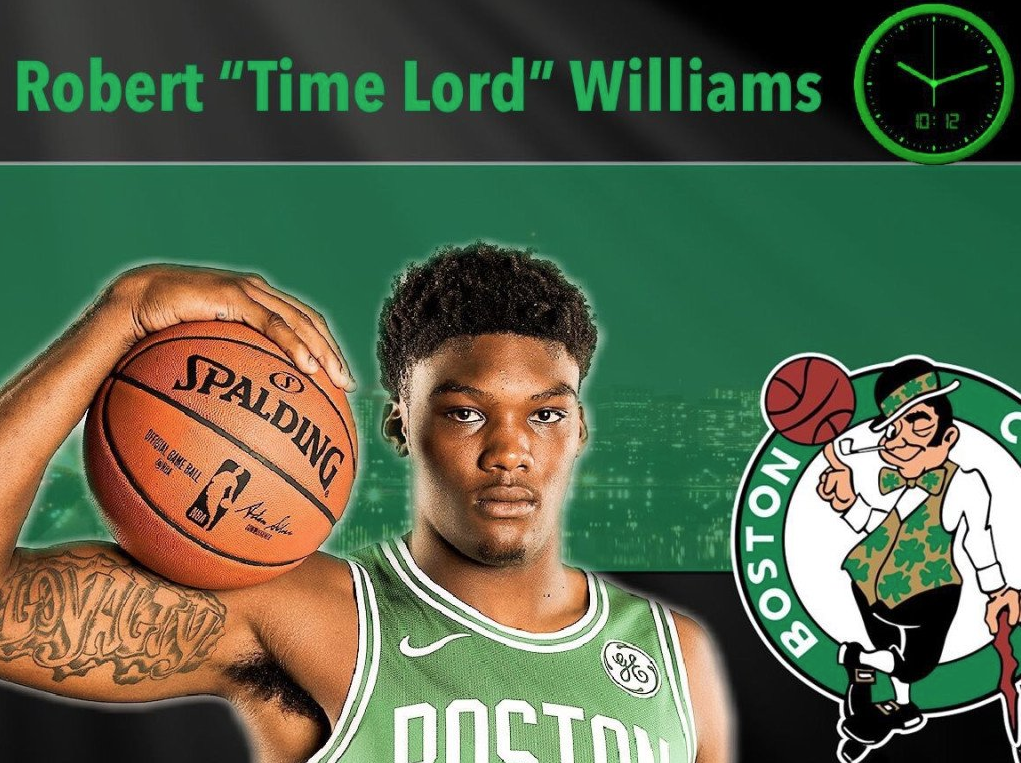 ¿Por qué Robert Williams es un Time Lord?