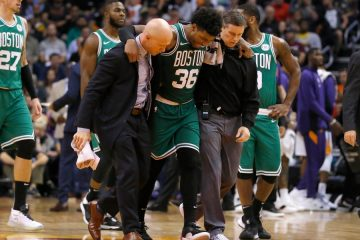 Boston Celtics Marcus Smart