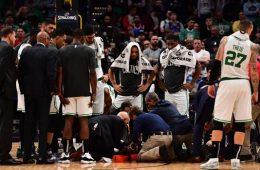 Kemba Walker lesión Celtics
