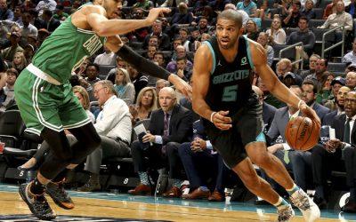 Mismos errores y los Celtics caen contra los Hornets