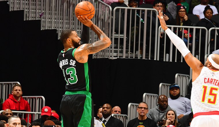 Con muchas ausencias, los Celtics derrotaron a los Pistons