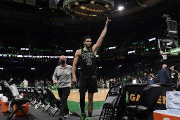 Celtics Tatum Nets