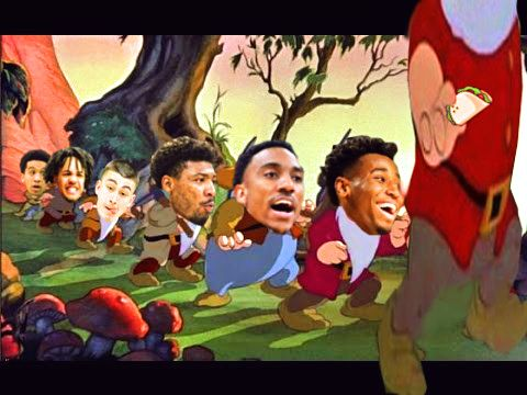 Celtics enanitos