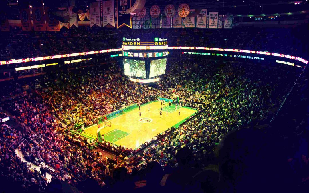 Recorrido por el calendario de los Boston Celtics