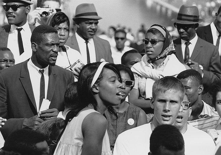 Bill Russell y la lucha por los derechos civiles