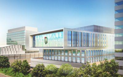 Los Boston Celtics estrenarán su nuevo centro de entrenamiento el próximo 19 de Junio