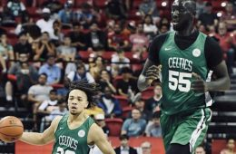 Boston Celtics- lo importante es molar con tacko fall y Edward Carsen