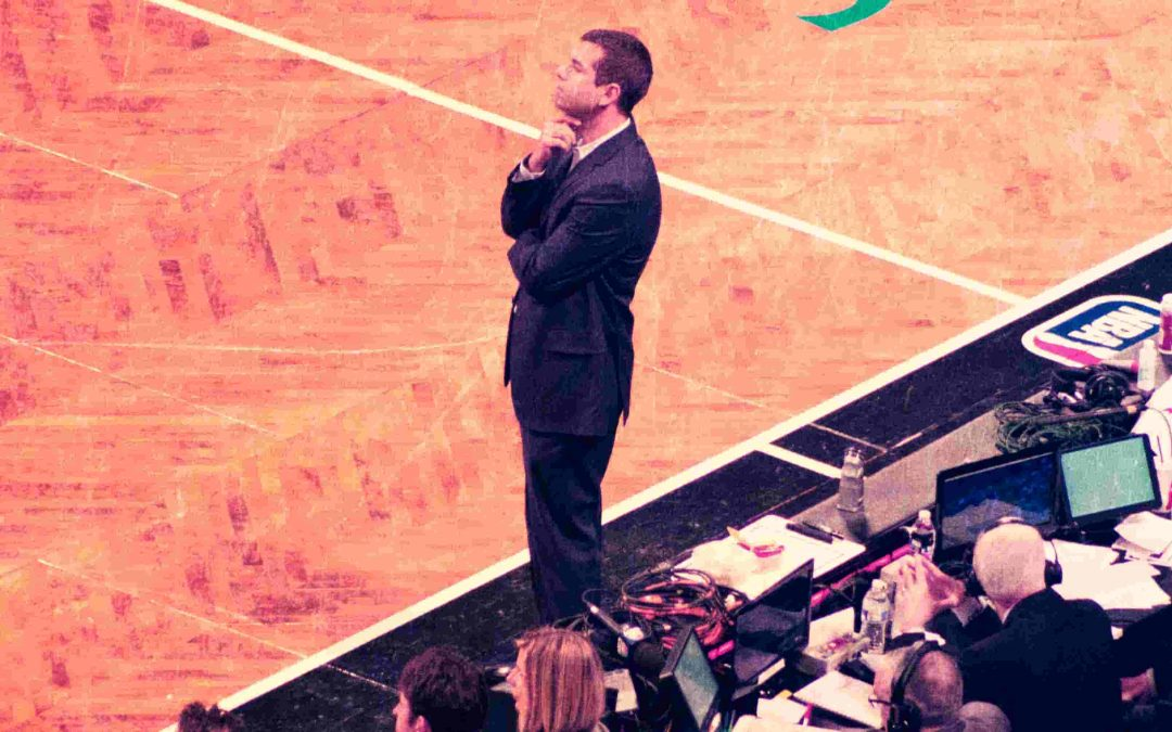 Brad Stevens: Motion offense y read and react