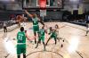 Los Celtics debutaron contra los Bucks en la burbuja de Orlando