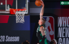 Daniel Theis, otra vez fundamental para Boston