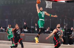 Los Raptors sobrevivieron al juego seis contra los Celtics