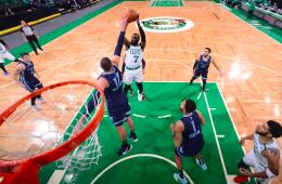 Jaylen Brown, amo y señor de los Celtics sobre los Grizzlies