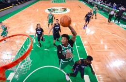 Los Boston Celtics regresaron con victoria ante Orlando
