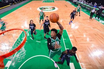 Los Boston Celtics regresaron con victoria ante Orlando