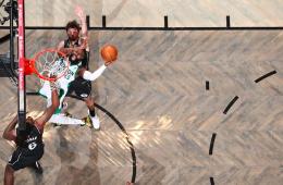 Boston cae en Brooklyn contra los Nets
