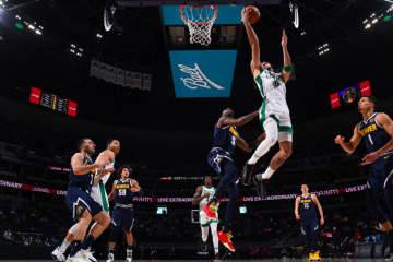 Boston fue a Denver y derrotó a los Nuggets