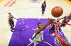Jaylen Brown le metió 40 a los Lakers y sentenció el clásico