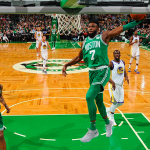 Los Boston Celtics deben mirar a los Warriors