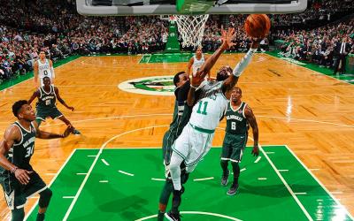 Nueva victoria de los Celtics ante Milwaukee