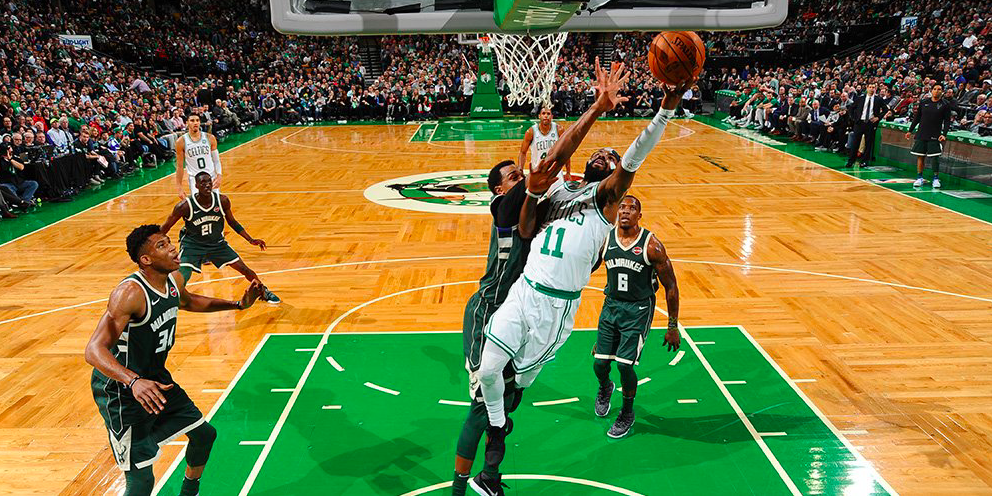 Nueva victoria de los Boston Celtics ante Milwaukee