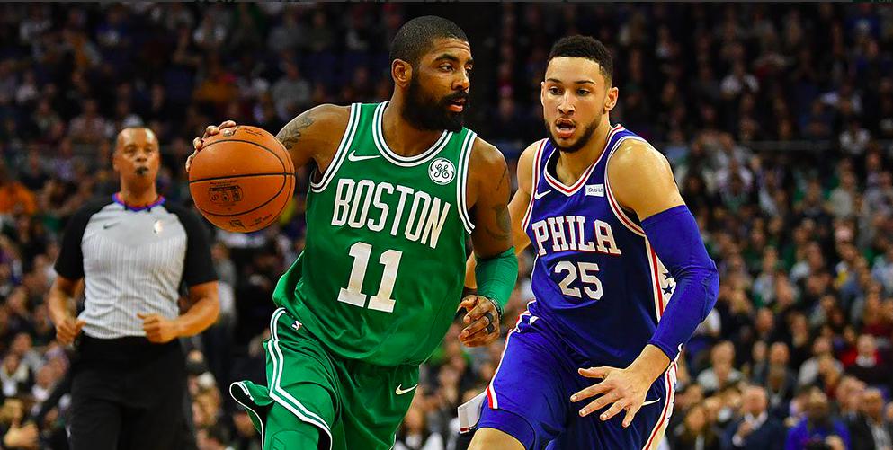 Los Boston Celtics ganaron a los Sixers en Londres guíados por Jaylen Brown y Jayson Tatum