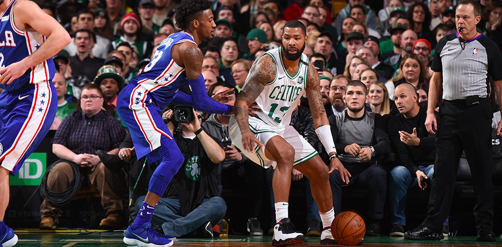Playoffs Previa: Celtics vs Sixers