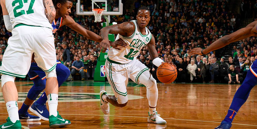 Los Boston Celtics de Terry Rozier fue brillante y los Celtics derrotaron a los Knicks