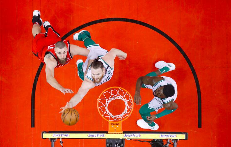 La peor cara de los Celtics salió en Toronto