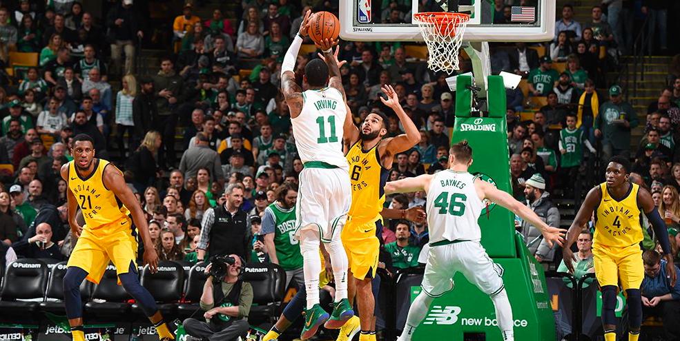 Los Celtics dieron vergüenza en la primera parte y no lograron recomponerse contra los Indiana Pacers por 97-91