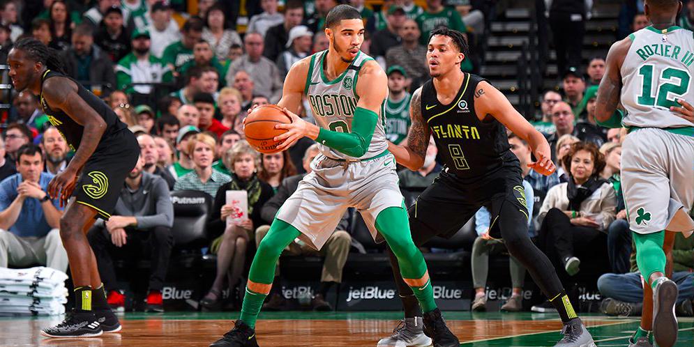 Los Celtics perdieron contra los Hawks 112-106