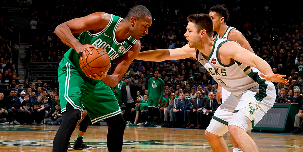 Los Boston Celtics jugaron un partido horrible contra los Milwaukee Bucks
