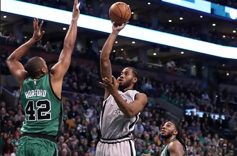 Kawhi Leonard quiere salir de San Antonio y los Boston Celtics podrían intentar su traspaso