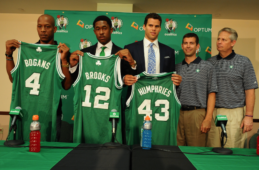 Boston Celtics y Broklyn nets: el mejor traspaso en la NBA del Siglo XXI