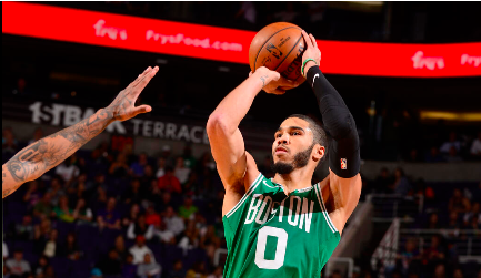 Tatum voló en Phoenix en una victoria cómoda   Despacho Celtics - Despacho Celtics