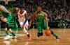 Kemba Walker contra los Philadelphia 76ers