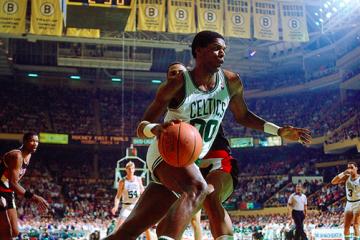 Robert Parish, el jefe de los Boston Celtics