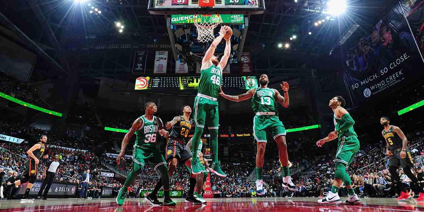 Los Celtics y el rebote