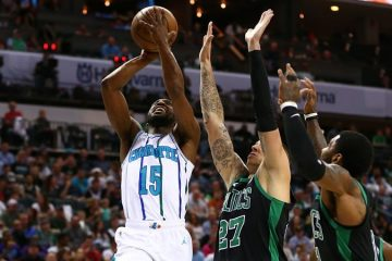 Celtics Hornets Gatillazo
