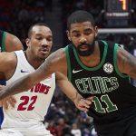 Los Celtics ganan siendo menos malos que los Pistons