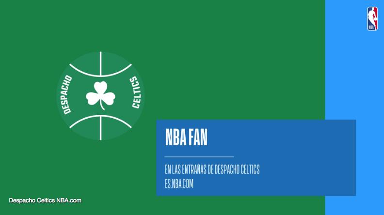 El Despacho llega a la web oficial de la NBA