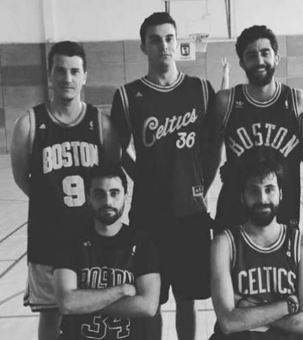 DespachoCeltics NBA