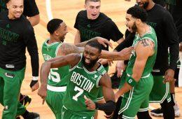 Celtics Bucks