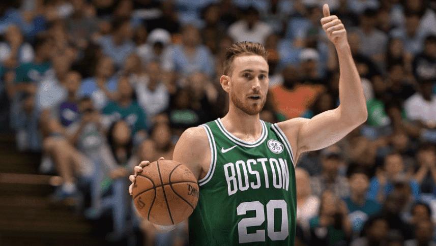 Gordon Hayward, los Boston Celtics vuelven a tener una estrella como sexto hombre