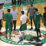 Los Celtics comienzan la Summer League de Las Vegas