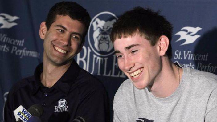 Hayward y Stevens en los Celtics
