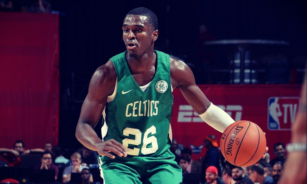 Jabari Bird lo más destacado en la Summer League