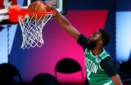 Jaylen Brown Celtics Burbuja NBA