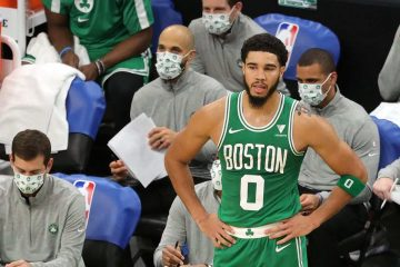 Boston Celtics Jayson Tatum