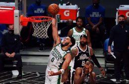 Celtics vs Clippers